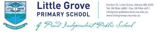 Little School of The West Little Grove Primary School